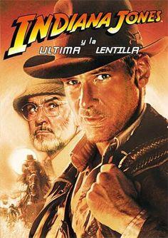 """#CineConLentillas @Rafaoptic: """"Indiana Jones y la última Lentilla"""""""
