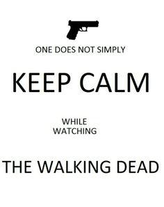 The walking dead, loltrol