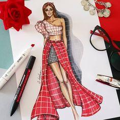 Dress Design Sketches, Fashion Design Sketchbook, Fashion Design Portfolio, Fashion Design Drawings, Fashion Drawing Dresses, Fashion Illustration Dresses, Dress Illustration, Fashion Illustrations, Fashion Model Sketch