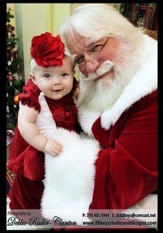 Meeting Santa!   ~ Ʀεƥɪииεð╭•⊰✿ © Ʀσxʌиʌ Ƭʌиʌ ✿⊱•╮