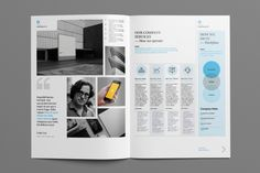 A 28 page Annual Report Indesign templateAvailable for download herehttp://graphicriver.net/item/report-template/11959254?ref=Temp-ly