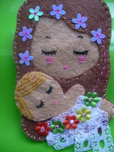 Otra mamá by midulcebeba, via Flickr