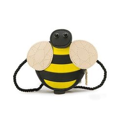 for Womens Hexagon Multi style straw leather handbag Tassel Purse, Animal Bag, Baby Accessoires, Cute Bee, Kids Boutique, Baby Store, Little Bag, Purses And Handbags, Coin Purses