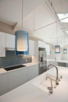 Contemporary Cool San Francisco Kitchen