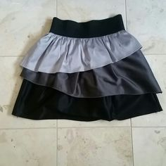 "Selling this ""Tiered mini"" in my Poshmark closet! My username is: janeenieb. #shopmycloset #poshmark #fashion #shopping #style #forsale #Dresses & Skirts"