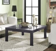 Amazon.com - Altra Furniture Parsons Coffee Table, Large
