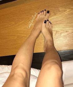 Pin on Feet Nice Toes, Pretty Toes, Beautiful Toes, Lovely Legs, Feet Soles, Women's Feet, Carrie Underwood Feet, Greek Feet, White Toenails