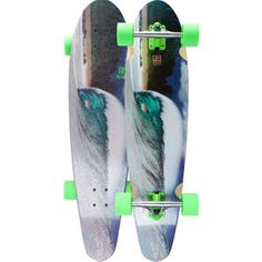 GLOBE New Atlantique Skateboard 215378200 | Longboards & Cruisers | Tillys.com