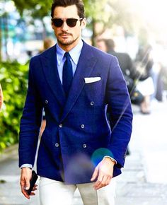 Today's Top Look For Men - David Gandy @davidgandy_official in a blue double breasted jacket —————————————————————— •YouReview Magazine is an online fashion magazine dedicated to all things fashion. —————————————————————— #photooftheday #beautiful #fashion #selfie #swag #dapper #ootd #love #class #suit #designer #luxury #technology #classy #mensfashion #menwithclass #style #glamour #bespoke #womenswear #interior #look #outfit #menswear #food #travel #youreviewmagazine