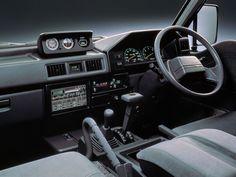 1990Mitsubishi Delica Star Wagon 4WD