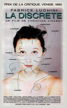 """""""La Discrète"""" de Christian Vincent"""