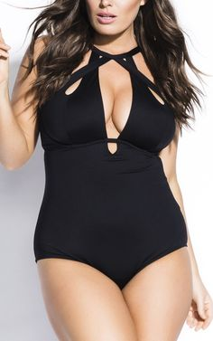 c50eb014637df 418 Best BIG Girls: Swim images in 2019 | Plus size fashions, Plus ...