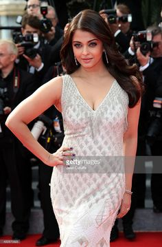 Aishwarya Rai attends 'The Search' premiere during the 67th Annual Cannes Film Festival on May 21, 2014 in Cannes, France.
