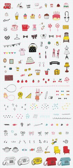 Emoji Stickers, Christmas Birthday, Drawing Tips, Planner Stickers, Projects To Try, Birthdays, Doodles, Bullet Journal, Clip Art