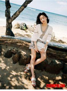 맑은 웃음을 지닌 여배우 김고은 | 코스모폴리탄 (Cosmopolitan Korea)