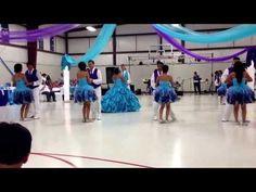 Leslie Quinceañera Dance - YouTube