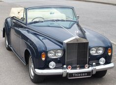 1963 Convertible Coupé by H.J. Mulliner (chassis SDW111, body K35, design 2007)