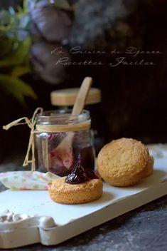 Gelée de raisin noir { recette facile et inratable à l'agar-agar }