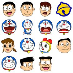Doraemon And Nobita Is So Famous Cartoon In Children So We Collect Some Picture For You And Hoping You Will Like It