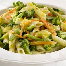 Penne & Vegetable salad