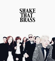 Amber (f(x)) ft. Taeyeon (Girls' Generation) - Shake That Brass