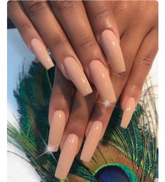 Semi-permanent varnish, false nails, patches: which manicure to choose? - My Nails Aycrlic Nails, Dope Nails, Hair And Nails, Manicure, Nails 2016, Matte Nails, Coffin Nails, Gorgeous Nails, Pretty Nails