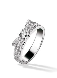 Bow Ring, love these!