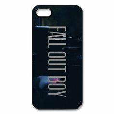 Amazon.com: Fall out boy iPhone 5 Case Hard Back Cover Case for iPhone 5: Cell Phones & Accessories