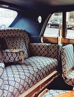 Chassis PGH104 (1979) Special Landaulette (body S48, design 2052) for P.C. Cowan