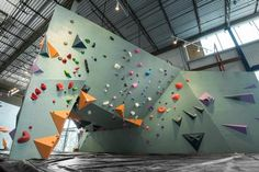 'World's largest' bouldering gym opens in Texas