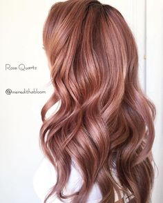 Rose tones are still going strong.  Especially for Fall.  I want to share my Rose formula using @owayorganics  Technique - Babylight and tease methods throughout using @framarint foils.  Using Hbleach + 20vol  In-between foils -  Oway - 4.1+6.1 at base , melting to 6.1 + .1 at mid shaft .  Tone at Bowl - 11.17 + 90.11 + a pinch of .6 . To create a pink hue.  This client lifts very gold so there was no need to add gold to the formula.  When you have clients with naturally very dark and lift…