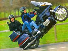 Motortoerisme...mijn hobby