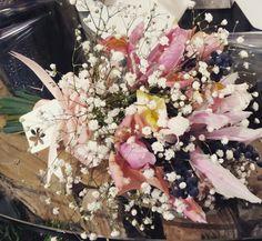 Bouquet di iris