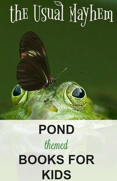 pond books for kids