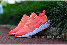 af1e63ca4bf7 2015 Cheap Nike Air Huarache Womens Running Orange New