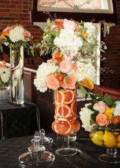 Citrus + Flowers