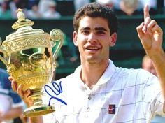 Pete Sampras   Tennis Stars: Pete Sampras vann 1993-1995, 1997-2000. 1993 över Jim Cuorier 7-6, 7-6, 3-6, 6-3. 1994 över G. Ivanisevic 7-6, 7-6, 6-0. 1995 över B. Becker 6-7, 6-2, 6-4, 6-2. 1997 över Cédric Pioline 6-4, 6-2, 6-4. 1998 över G. Ivanisevic 6-7, 7-6, 6-4, 3-6, 6-2, 1999 över A. Agassi 6-3, 6-4, 7-5. Och 2000 över Patrick Rafter 6-7, 7-6, 6-4, 6-2.
