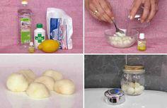 Cómo hacer que tu inodoro huela siempre bien. Pastillas desodorantes para el inodoro: ¡aprende a elaborarlas!