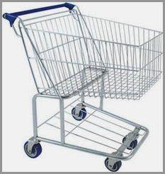 O Rescator: O Carrinho do Supermercado.