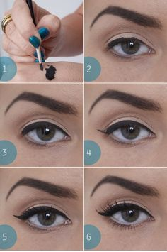 How to Make Your Eyes Pop With Light Makeup| Picture Tutorials  a52d4ca181f294c7a1a37cd117d0b359