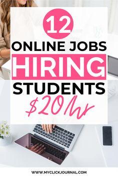 Online High School, Online College, Online Jobs From Home, Online Work, Online Income, Online Earning, Ways To Earn Money, How To Get Money, High School Students