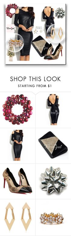 """""""Rosegal #76"""" by aaidaa ❤ liked on Polyvore"""