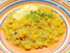 Tibalda T Cocina: Risotto de quinoa y anco