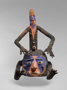 Helmet Mask  (Temes Mbalmbal) Vanuatu, Malakula, Hebrides Met Museum