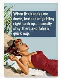 Rockin' and Lovin' Learnin': Positive Thinking Thursday...nap time!