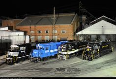 RailPictures.Net Photo: NS 6902 Norfolk Southern EMD SD60E at Roanoke, Virginia by Norfolk Southern Corp