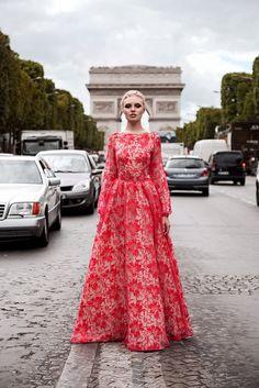 Yulia Prokhorova Capsule Collection Fall Winter 2015-2016 'Love in Paris'