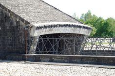 Jewish Memorial, Dachau Concentration Camp, Germany