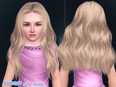Skysims Hair Child 197-1