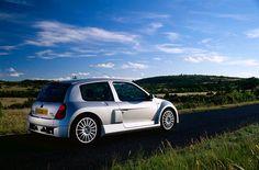 Renault Clio I V6 Renault Sport (2001)